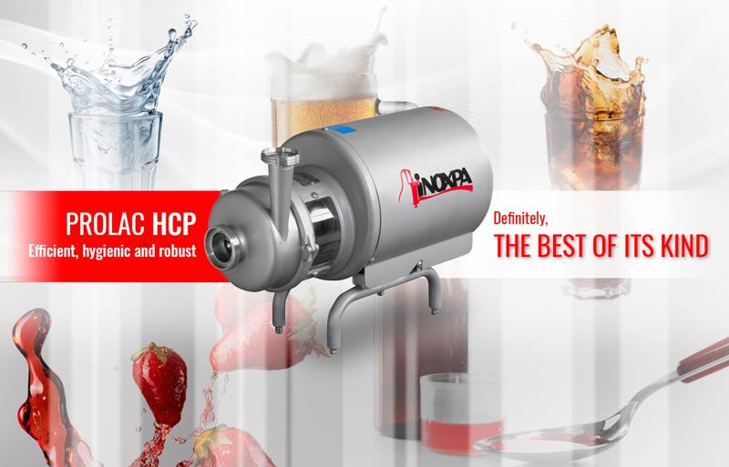 PROLAC HCP - a melhor bomba centrífuga