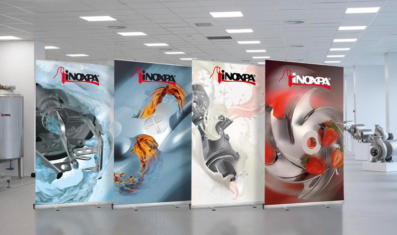 INOXPA, uma marca consolidada em contínua evolução