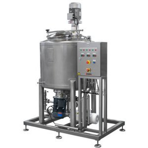 Equipamento para produção de gel hidroalcoólico